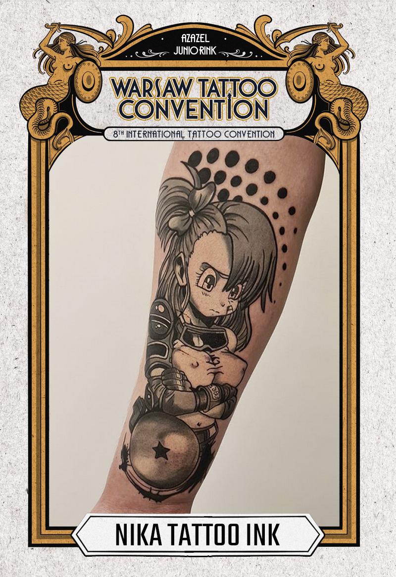 Nika Tattoo Ink