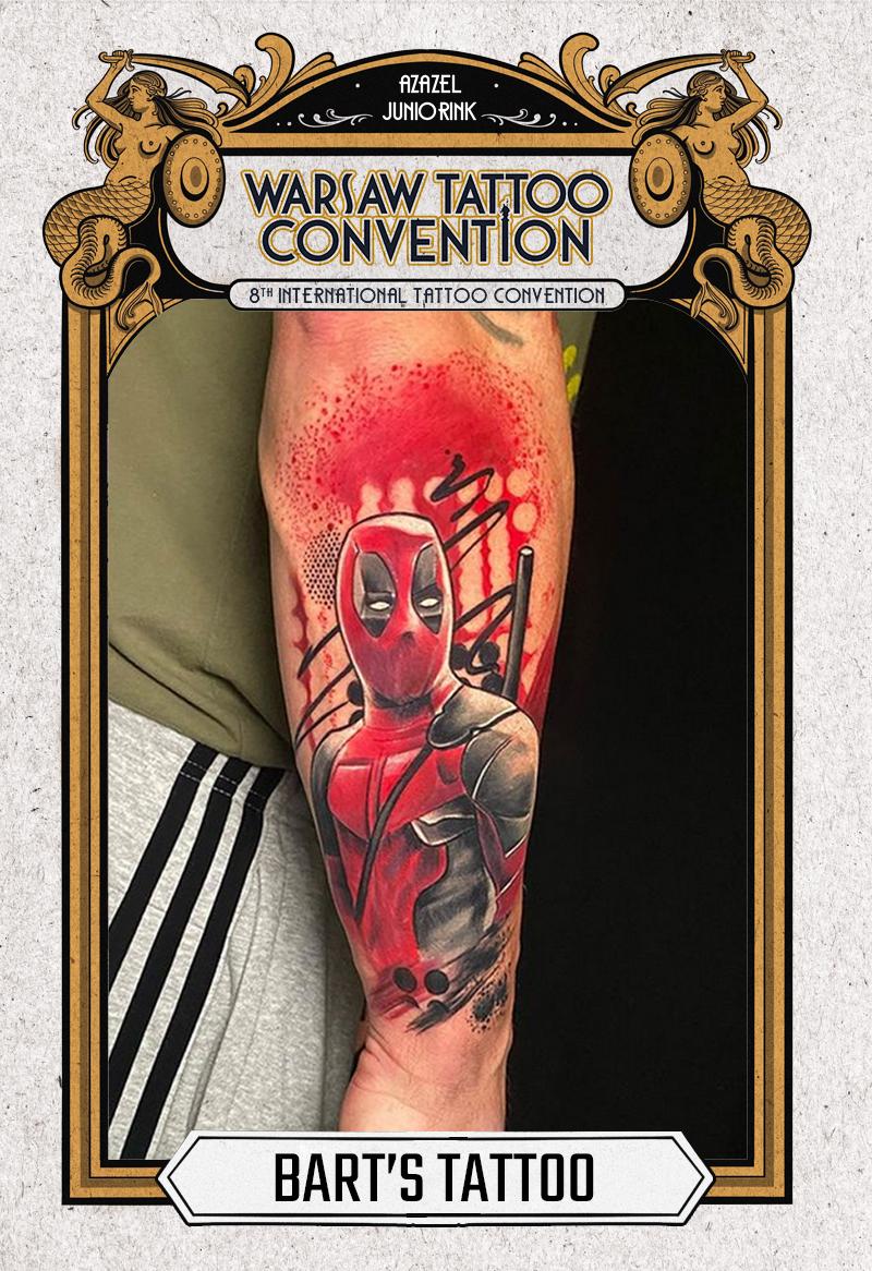 Bart's Tattoo