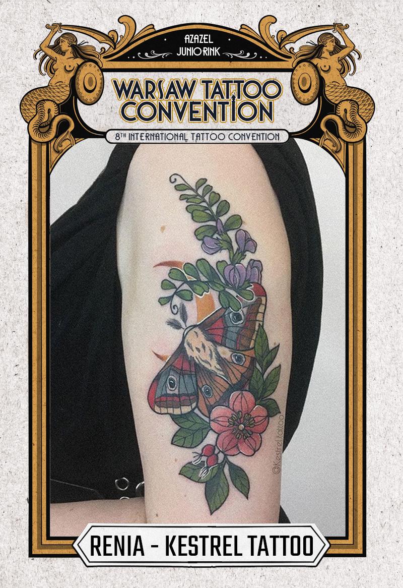 Kestrel Tattoo